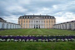 城堡augustusburg德国 免版税库存图片