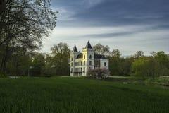 城堡Beverweerd,荷兰 库存照片