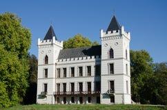 城堡Beverweerd Werkhoven 免版税库存照片