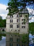 城堡Bodelschwingh 免版税库存照片