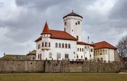 城堡Budatin -斯洛伐克 免版税库存照片