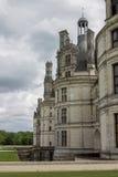 城堡chambord法国 免版税图库摄影