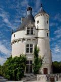 城堡chenonceau小的法国 免版税库存照片