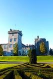 城堡clare co dromoland爱尔兰 免版税图库摄影