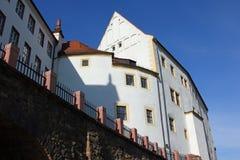 城堡colditz 免版税库存照片