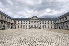 城堡Commercy (法国) 免版税图库摄影