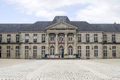 城堡Commercy (法国) 免版税库存图片