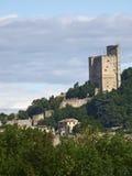 城堡cres 免版税库存图片
