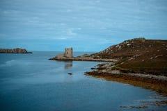 城堡cromwell s 库存图片