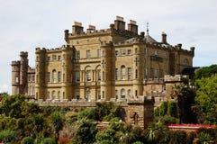 城堡culzean苏格兰 图库摄影