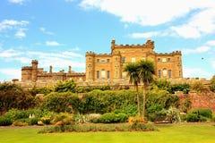 城堡culzean苏格兰 免版税库存照片