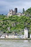 城堡cutts 库存图片
