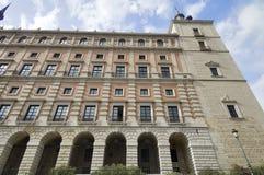 城堡de托莱多 库存照片