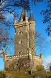 城堡dillenburg有历史的德国 免版税库存照片