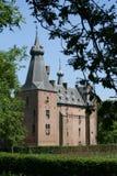 城堡doorwerth荷兰 库存图片