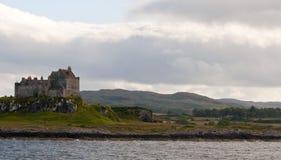 城堡duart 免版税图库摄影
