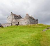 城堡duart 免版税库存照片