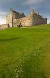 城堡duart 库存图片