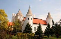 城堡dundjerski 免版税库存图片