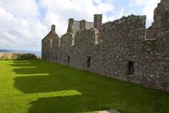 城堡dunnottar苏格兰 免版税库存照片