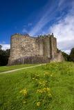 城堡dunstaffnage 免版税库存图片