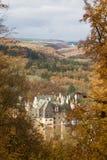 城堡eltz德国 免版税库存图片