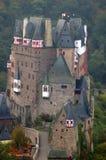 城堡eltz 库存图片