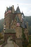 城堡eltz 免版税图库摄影
