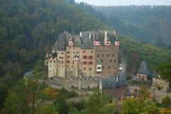 城堡eltz 图库摄影