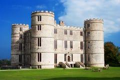 城堡engliss 库存图片