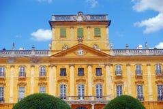 城堡esterhazy fertod匈牙利 免版税库存图片