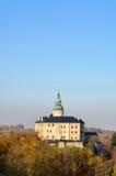 城堡frydland 图库摄影