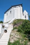 城堡Fuzer在匈牙利 库存照片