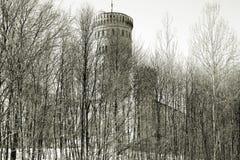城堡Granitz 免版税库存照片