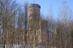 城堡Granitz 免版税库存图片