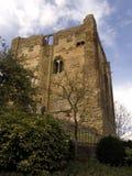 城堡guildford 免版税图库摄影