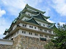 城堡himeiji 图库摄影