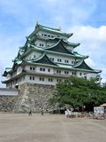 城堡himeiji 免版税库存图片