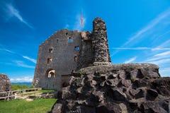 城堡Hohengeroldseck在德国 免版税图库摄影
