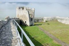 城堡hrad spissky的斯洛伐克 免版税库存图片