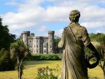 城堡johnstown 免版税图库摄影