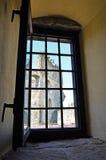 城堡kamieniec odrzykon波兰 库存图片