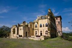 城堡kellie s 免版税图库摄影