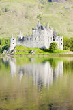 城堡kilchurn 免版税库存照片