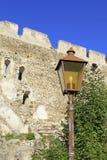 城堡Kirchschlag废墟  免版税库存图片
