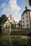 城堡kochberg 库存图片