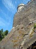 城堡kokorin 库存图片