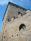 城堡kokorin 免版税图库摄影
