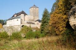 城堡Kost,捷克 免版税库存照片