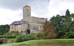 城堡kost 库存图片